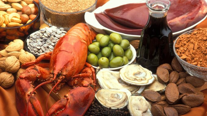 What are Iron Rich Foods